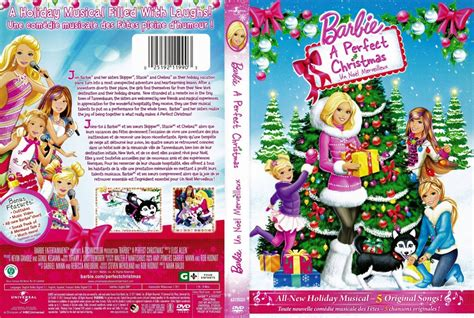 film barbie un craciun perfect barbie a perfect christmas barbie et un noel merveilleux