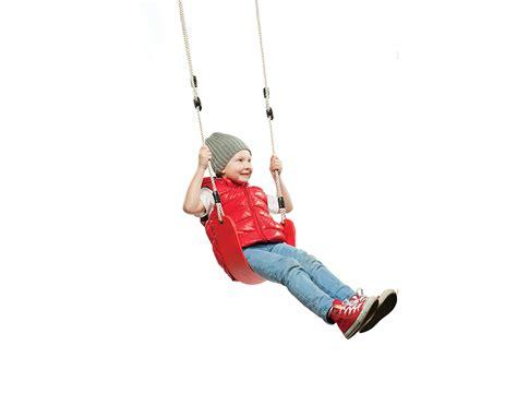 strap swing seat flexible wraparound strap swing seat