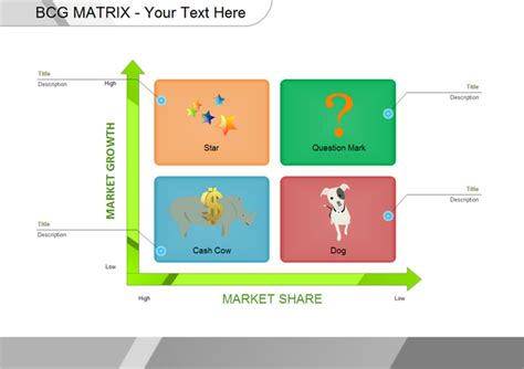 Bcg Matrix Template