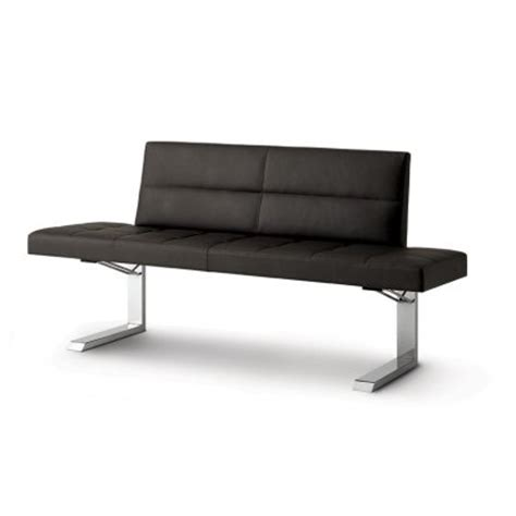 black leather dining bench we love milano leather dining benches leather dining bench