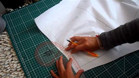 pattern cutting video tutorial pattern cutting tutorial how to transfer draped skirt