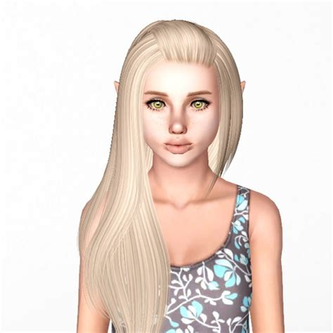 Sims 3 Hairstyles by The Sims 3 Alesso S Hairstyle Retextured By Sjoko