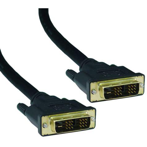 d to dvi 25ft dvi d single link cable 1080p
