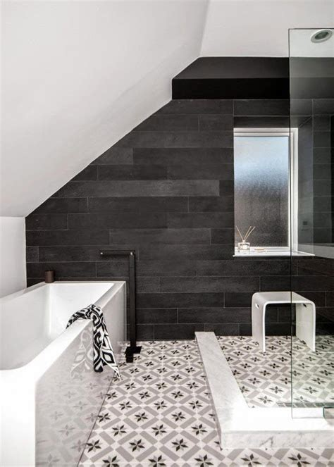 black white and grey bathroom ideas 30 black and grey bathroom tiles ideas and pictures