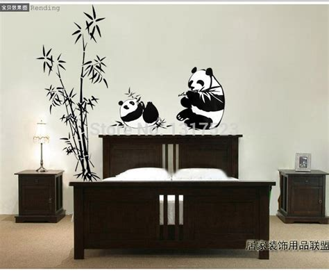 Dinding Stiker Transparan Wall Sticker 60x90cm B11 jual panda bambu ay9051 wall sticker stiker dinding 60x90cm ag store jogja