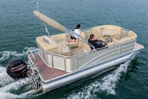 harris pontoon boat bimini top 2016 new harris cruiser 200 pontoon boat for sale tafton