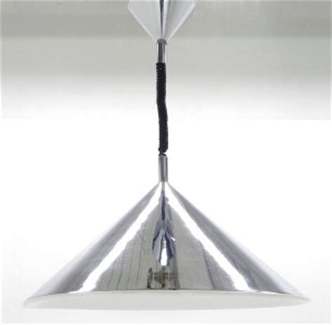 louis poulsen retractable cord ceiling light fixture ebay