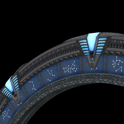 Stargate 3d Model 3d stargate atlantis model