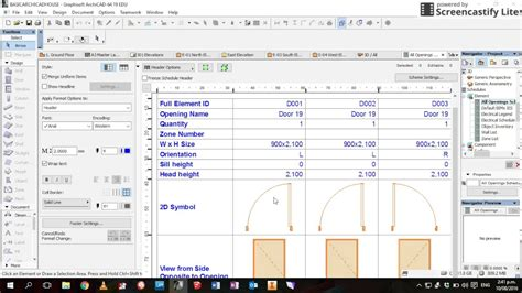 youtube archicad layout archicad 19 how to get your openings schedule onto layout