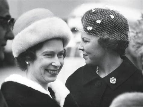 Queen Elizabeth 1962 arriving in Amsterdam for Queen