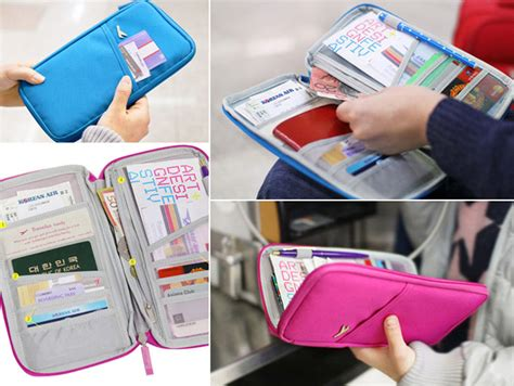 Grosir Tas Dompet Pasport Bag In Bag Travel Organizer Wallet Pouch C jual dompet passport travel passport wallet grosir goncecs comp