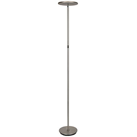 dimmable led torchiere floor l brightech sky led torchiere floor l energy saving