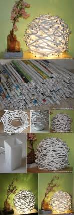 Craft Ideas From Waste Paper - best out of waste 7 diy ideas for newspaper recycling