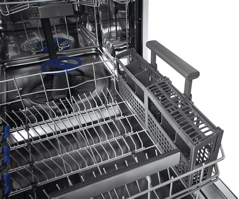 Electrolux Drying Rack by Electrolux Ei24id81ss Fully Integrated Dishwasher With