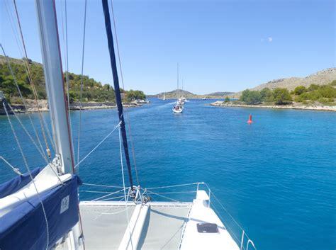 wat is een catamaran zeilen met een catamaran in kroati 235 zadar biograd na