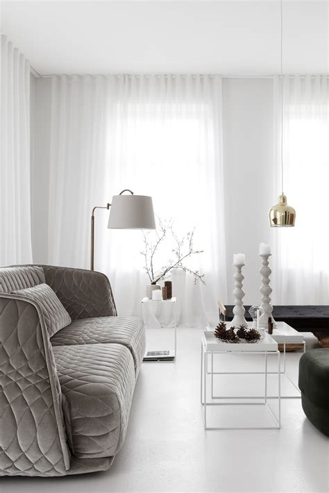 Scandinavian Inspired Furniture earthly and ethereal an apartment makeover by studio oink