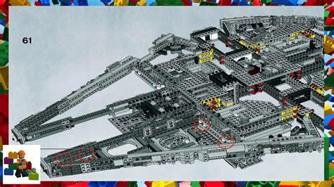 ultimate collector s millennium falcon lego wars 10179 ultimate collector