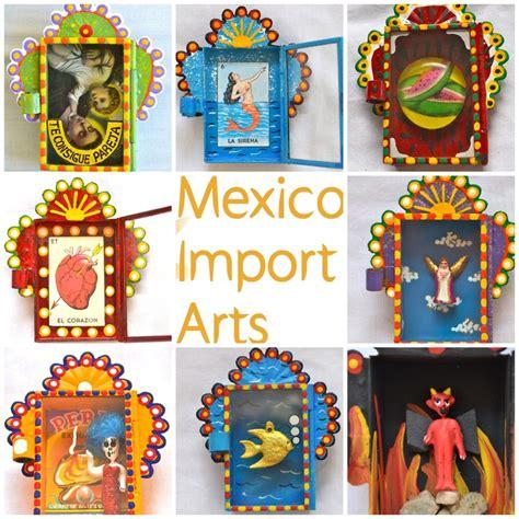 mexican devotional art the nicho 169 mexico import arts 24 best images about nichos on pinterest ceramics tins
