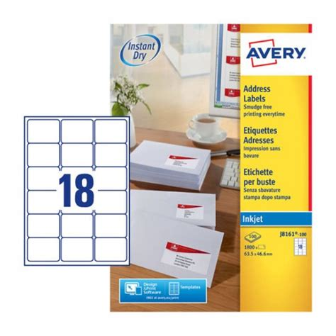 template for avery j8161 labels address labels j8161 25 avery