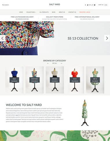 shopify themes symmetry 100 premium shopify themes for ecommerce stores