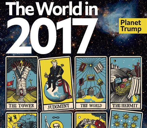 make tarot cards the economist s quot the world in 2017 quot makes grim predictions