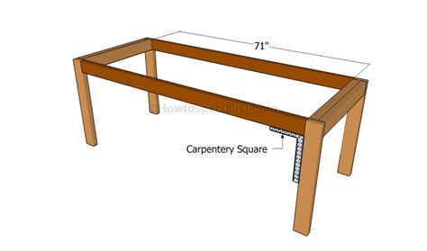 make kitchen table how to build a kitchen table howtospecialist how to
