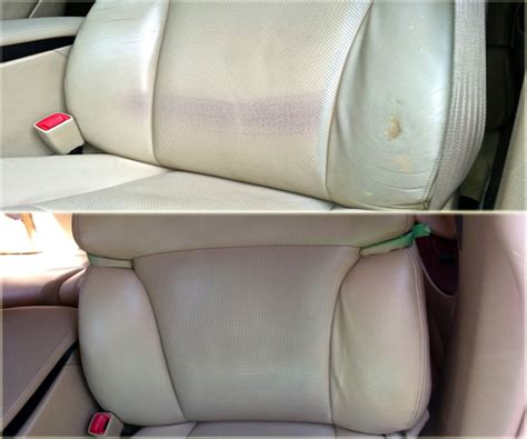 sofa repair leather best leather repair service before and after pictures