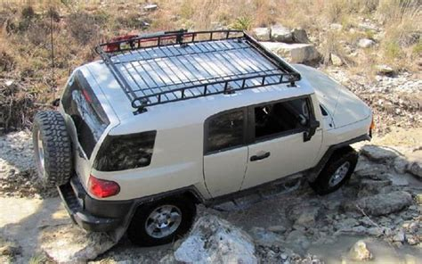 Fj Cruiser Roof Racks Australia by 17 Best Images About Basket Roof Rack On Roof