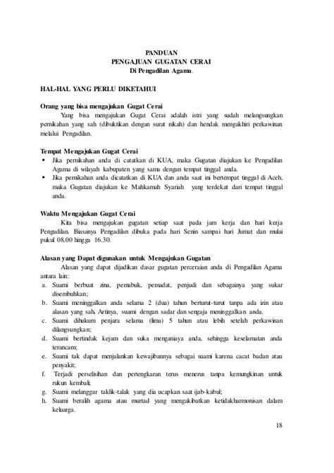 Contoh Surat Gugatan Di Pengadilan Pajak - Surat F