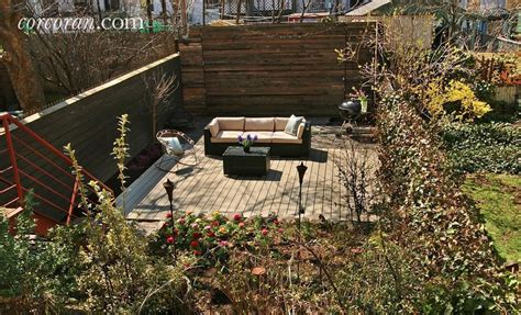 backyard park slope this park slope rental asking 8 750 a month tries to