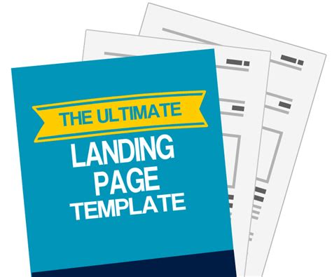 sales landing page template free landing page template strategic business academy