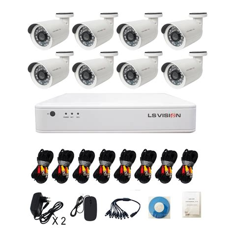 Outdoor Ahd 2mp Vision Eye china ahd cctv dvr kit 1080p ahd dvr kit 8ch ahd