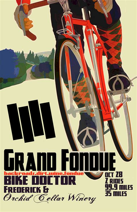 Plakat Club Motor by Vintage Bike Posters Search Retro Cycling