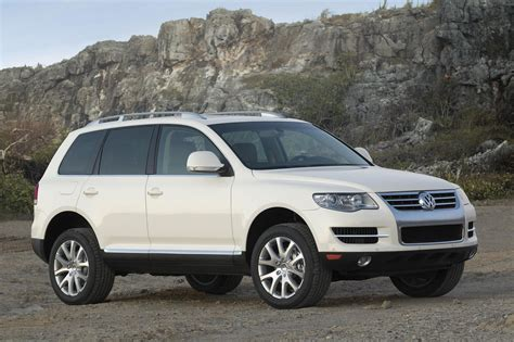 2008 Volkswagen Touareg 2 by 2008 Volkswagen Touareg 2 Picture 186782 Car Review