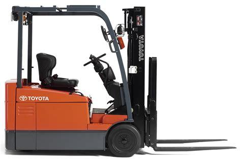 Toyota Electric Forklift Lifttruckstuff New Used Toyota Lift Truck