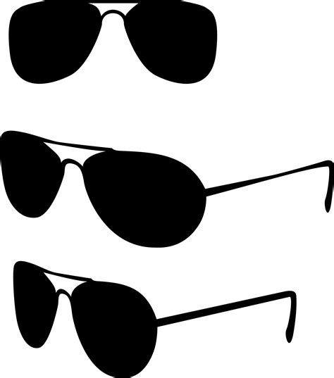 clipart occhiali sunglasses drawing clipart best