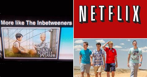 comedy film netflix uk netflix causes outrage by comparing comedy inbetweeners to