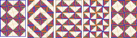 layout for log cabin quilt blocks image from http www lynbrown com wp content uploads 2012