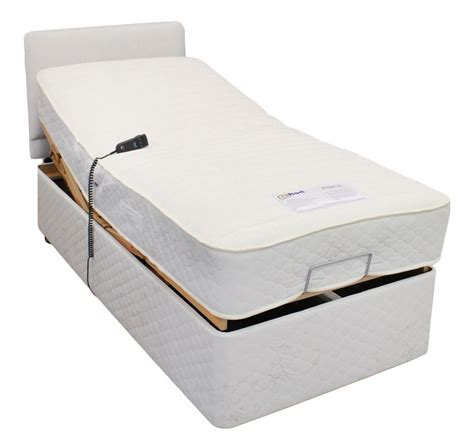 serena electric adjustable bed  pocket sprung mattress