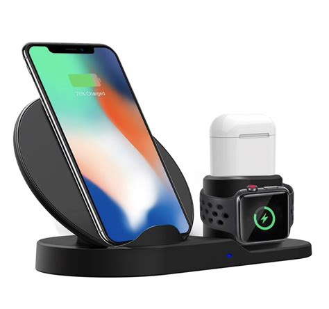 draadloos docking station apple  airpods iphone macturn