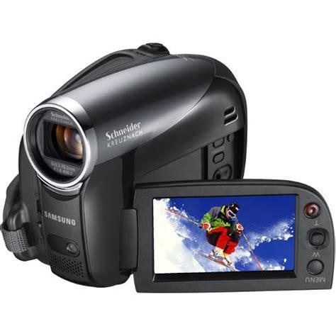 Kamera Samsung Schneider Kreuznach samsung sc dx205 dvd camcorder sc dx205 b h photo