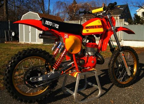 honda cr 600 motorcycle 1978 honda cr250r elsinore moto x fox works bike honda