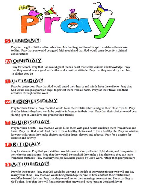 9 Best Images of Free Printable Daily Prayers   Free