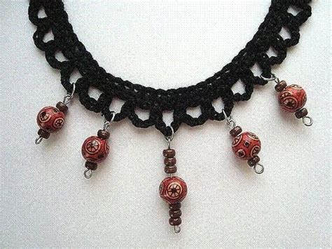 how to make crochet jewelry with 25 cool crochet necklace patterns guide patterns