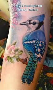 blue jay tattoo meaning blue meaning ideas designs bird feather