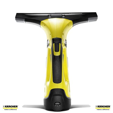 Vacum Cleaner Second karcher wv5 premium 2nd generation window vacuum cleaner with rechargeable battery around the