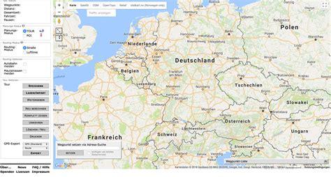 Routenplaner Motorrad by Die Besten Tipps Anwendung Zur Routenplanung Motorrad
