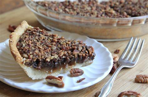 easy chocolate pecan pie recipe divas  cook