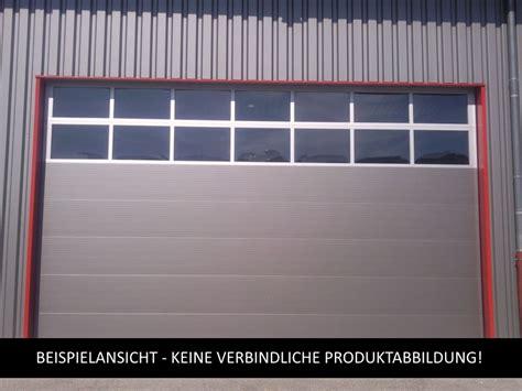 Alu Garagentor Lackieren by Garagentor Rolltor Sektionaltor Sectionaltor Industrietor