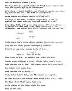 for colored script more 2010 oscar scripts story 3 in